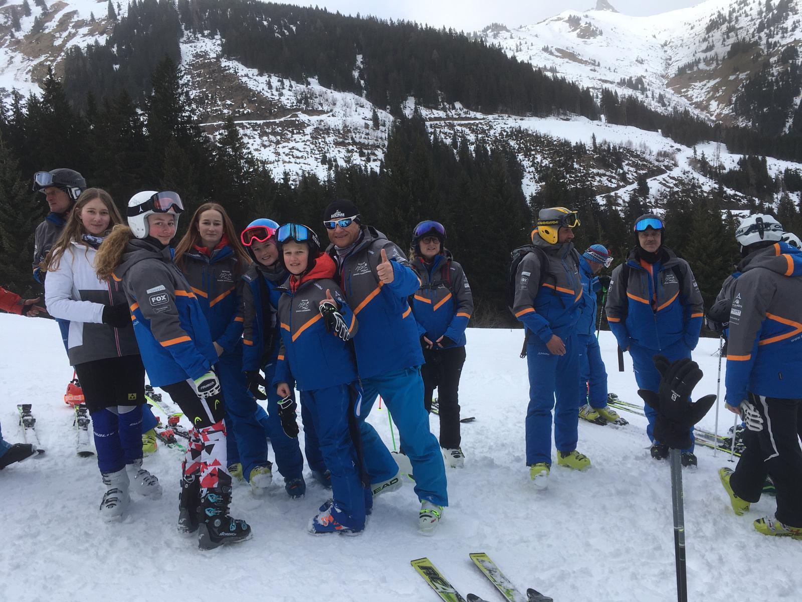 2. Lauf Fischer-Skicup 2020 (Großarl)
