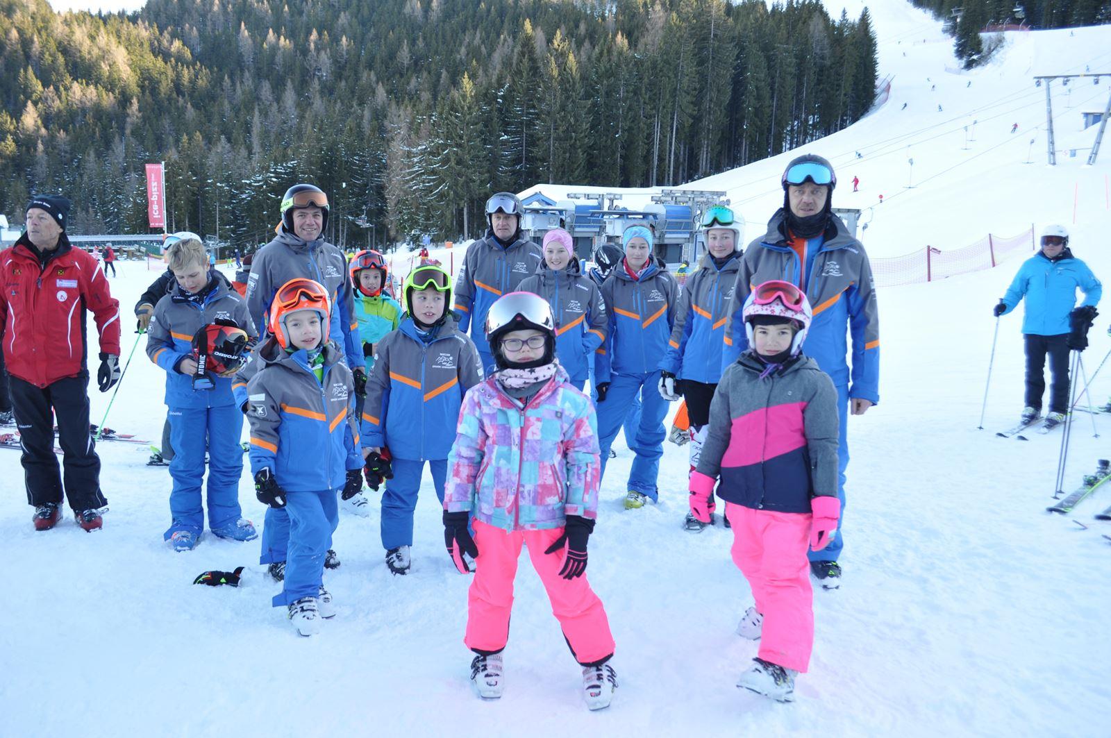 1. Lauf Fischer Skicup 2020 (Reiteralm)