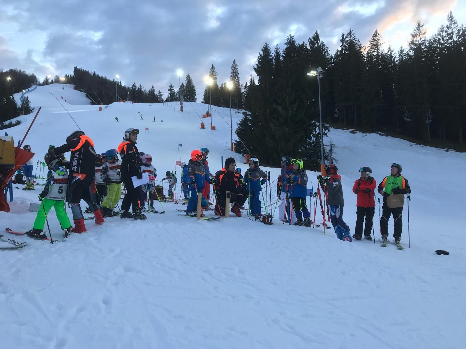 3. Lauf Fischer-Skicup 2020 (Götschen)